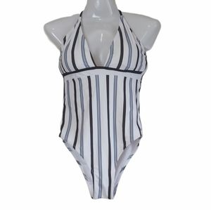 NWT Cupshe Halter Top One Piece Swimsuit S